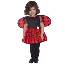 Little Ladybug Costume Infant 6-12 Months