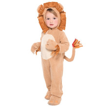 Loveable Lion Costume Infant 12-24 Months