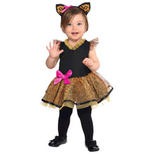 Cutie Cat Costume Infant 6-12 Months