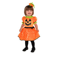 Little Pumpkin Costume Infant 6-12 Months
