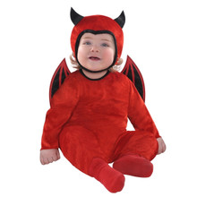 Cute As A Devil Costume Infant 12-24 Months