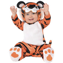 Tiny Tiger Costume Infant 6-12 Months