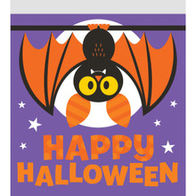10 Bat Halloween Treat Sandwich Zip Bags Party