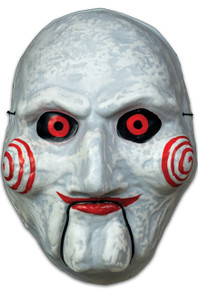 Trick or Treat Studios SAW Billy Puppet Vacuform Economy Mask