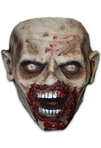 Trick or Treat Studios Walking Dead Biter Walker Face Mask Latex