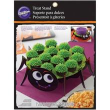 Spider Treat Stand 24 Cupcake Holder Party Centerpiece