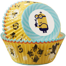Despicable Me 3 50 Ct Baking Cups Cupcakes Liners Treats Minions
