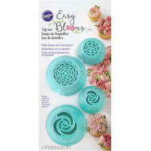 Easy Blooms Tip Set Wilton Russian Style Flower Tips