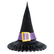Witch Hat Honeycomb Halloween Party 11 In Table Centerpiece