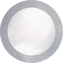 "Silver Glitz Glittering PlaceMat 14"" Place Mat 8 Ct"
