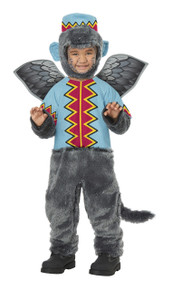 Flying Monkey of Oz Halloween Costume Toddler 4 - 6