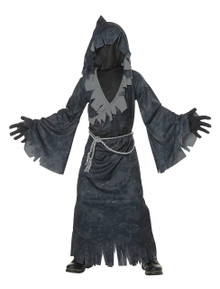 Soul Eater Halloween Costume Child L/XL 10-12-14 Black