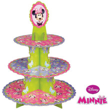 Minnie Mouse Treat Stand Party 25 Cupcake Holder Centerpiece Wilton