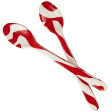 Peppermint Candy Spoons 6 Pc Wilton