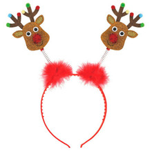 Reindeer Value Head Bopper HeadBopper Headband