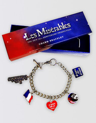 Les Miserables Charm Bracelet