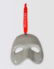 The Phantom of the Opera Ceramic Mask Ornament [PRE-ORDER]