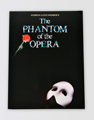 The Phantom of the Opera Piano/Vocal Selections Songbook