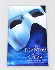 The Phantom of the Opera 25th Anniversary Poster