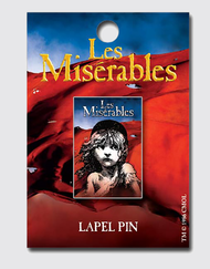 Les Miserables Lapel Pin