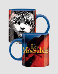 Les Miserables Flag Mug