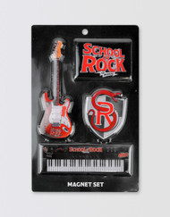 SCHOOL OF ROCK Magnet Set