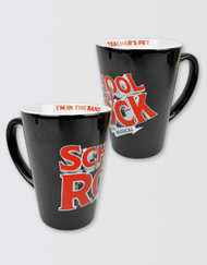 SCHOOL OF ROCK Latte Mug