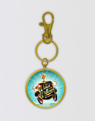 The Wind in the Willows Keyring