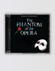 The Phantom of the Opera Original Cast Recording CD - Complete