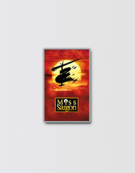 Miss Saigon Lapel Pin Badge