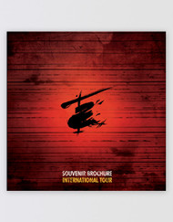 Miss Saigon Tour Souvenir Brochure