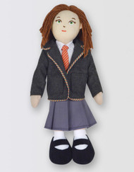 Matilda The Musical  Plush Rag Doll
