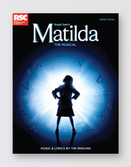 Matilda The Musical  Piano Vocal Songbook