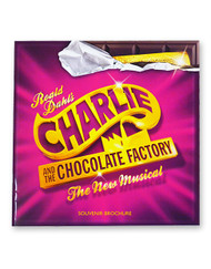 Charlie and the Chocolate Factory Souvenir Brochure