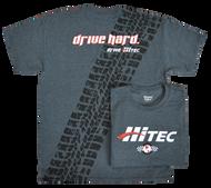 DRIVE HARD HITEC T-SHIRT LARGE