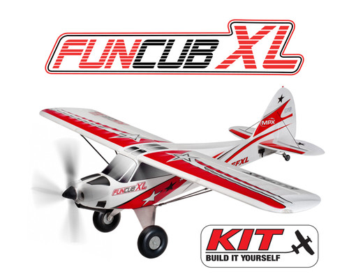 PICTURE SHOWS COMPLETED FUNCUB XL