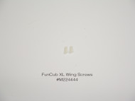 FUNCUB XL NYLON WING SCREWS