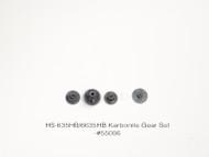 HS-635HB/HS-6635HB GEAR SET