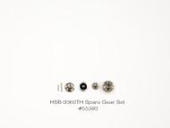 HSB-9360 TITANIUM GEAR SET