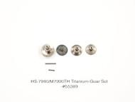 HS-7980TH/HS-M7990TH GEAR SET