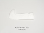 FUNRAY RUDDER WITHOUT DECALS