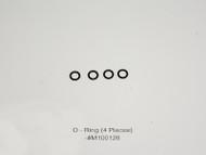 HERON/FUNRAY O-RING 8mm(4pcs)
