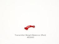 ALUMINUM NECK STRAP BALANCER FOR AURORA TRANSMITTERS