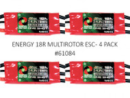 ENERGY 18R MULTIROTOR ESC (4 PACK)