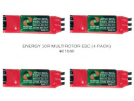ENERGY 30R MULTIROTOR ESC (4 PACK)