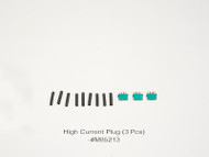 MULTIPLEX M6 HIGH CURRENT PLUG (3PCS)