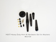 H25T HD HORN & HDWR - AIRPLANE
