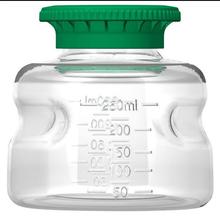 250ml PETG Media Bottle, Non-Sterile, 24/CS