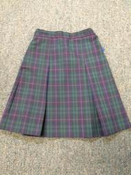 Skirt Plaid-6-8