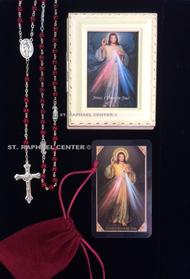 Divine Mercy Rosary Set